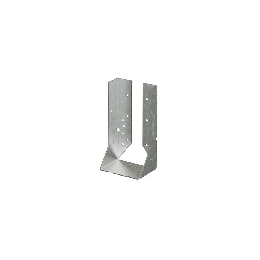 4 in. x 8 in. Concealed Face Mount Joist Hanger